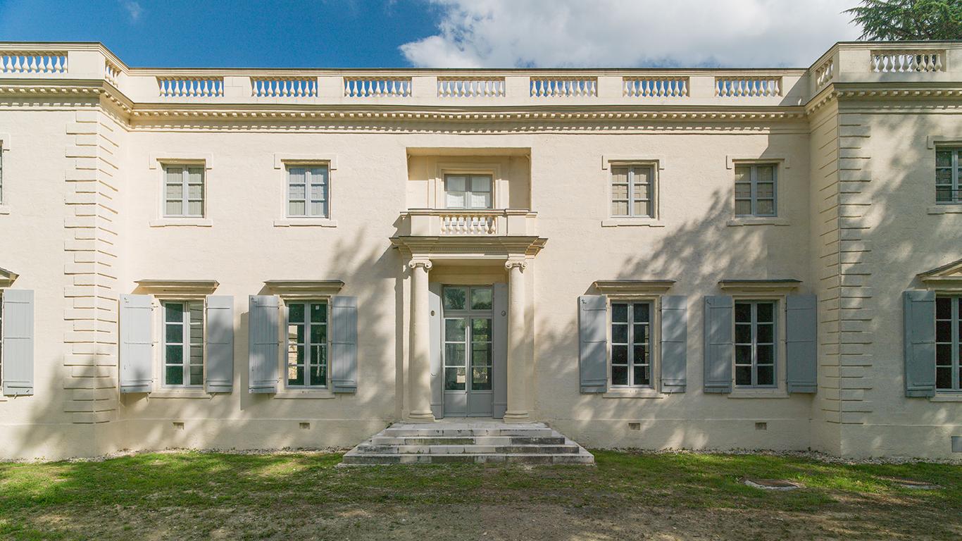 Château l'hospital Portets