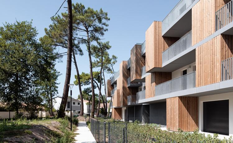 Logements Les Sépales – VILLENAVE D'ORNON